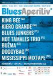 Blues Aperitiv   plakát