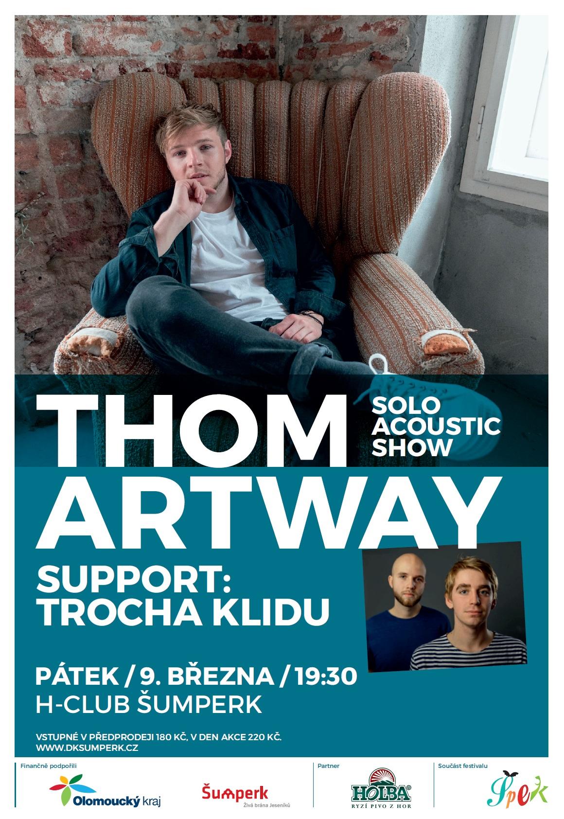 Thom Artway   plakát