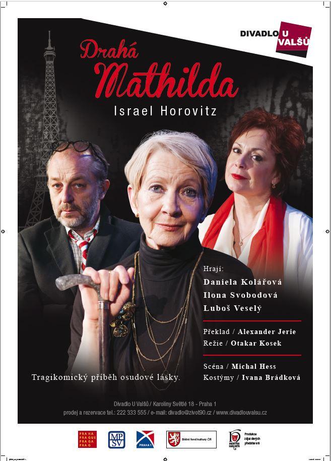 Drahá Mathilda   plakát   web