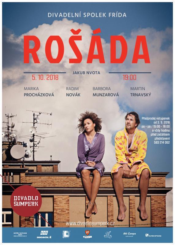 Plakat Rosada TISK