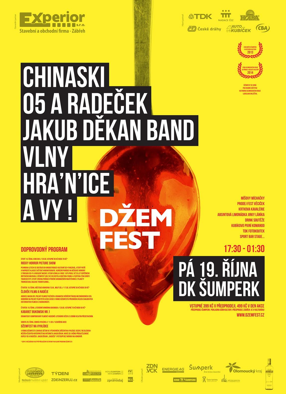 Dzemfest   Plakat