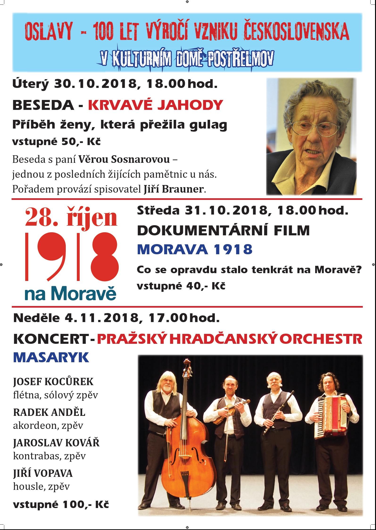 Koncert - Pražský