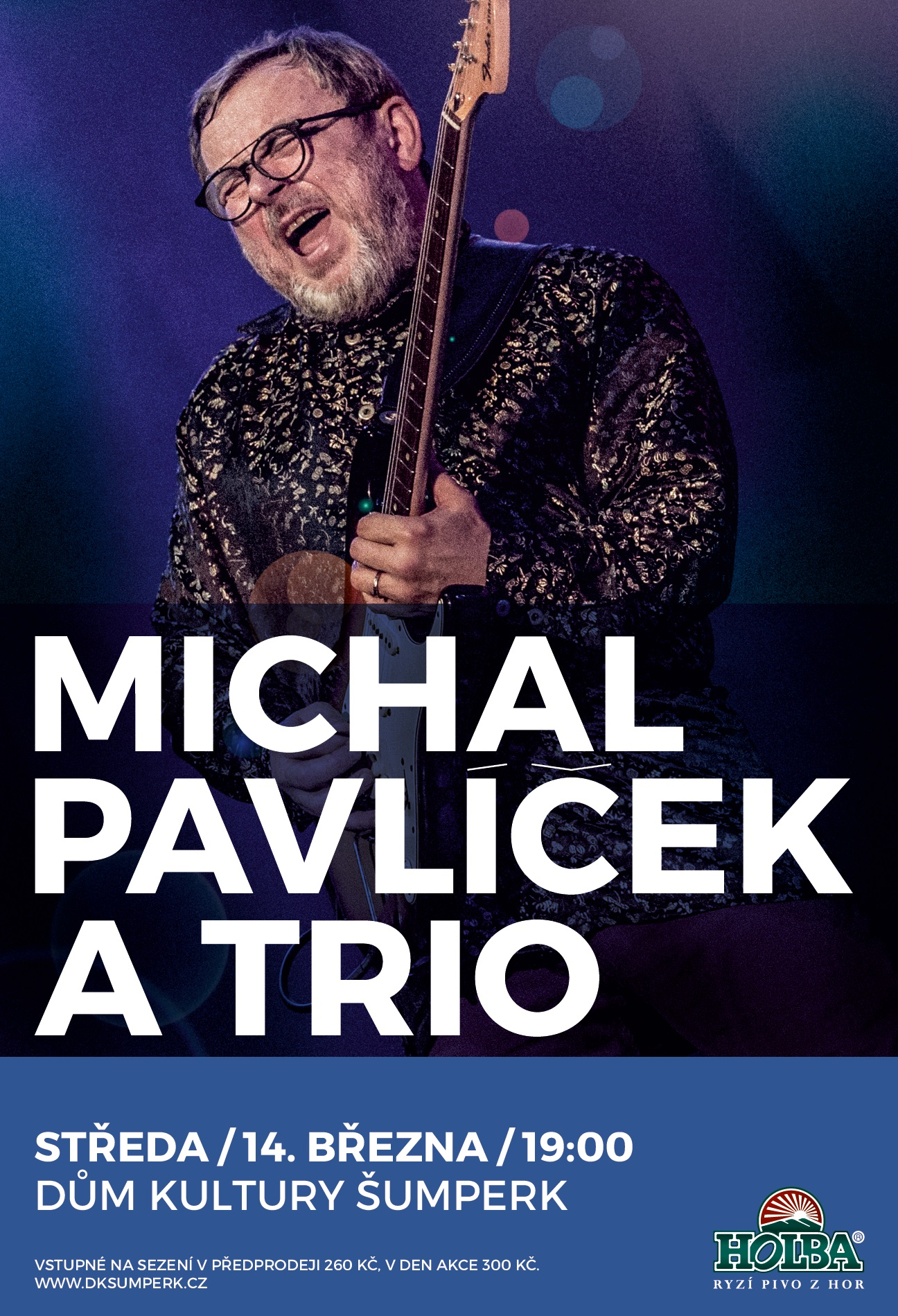 Michal Pavlíček   plakát