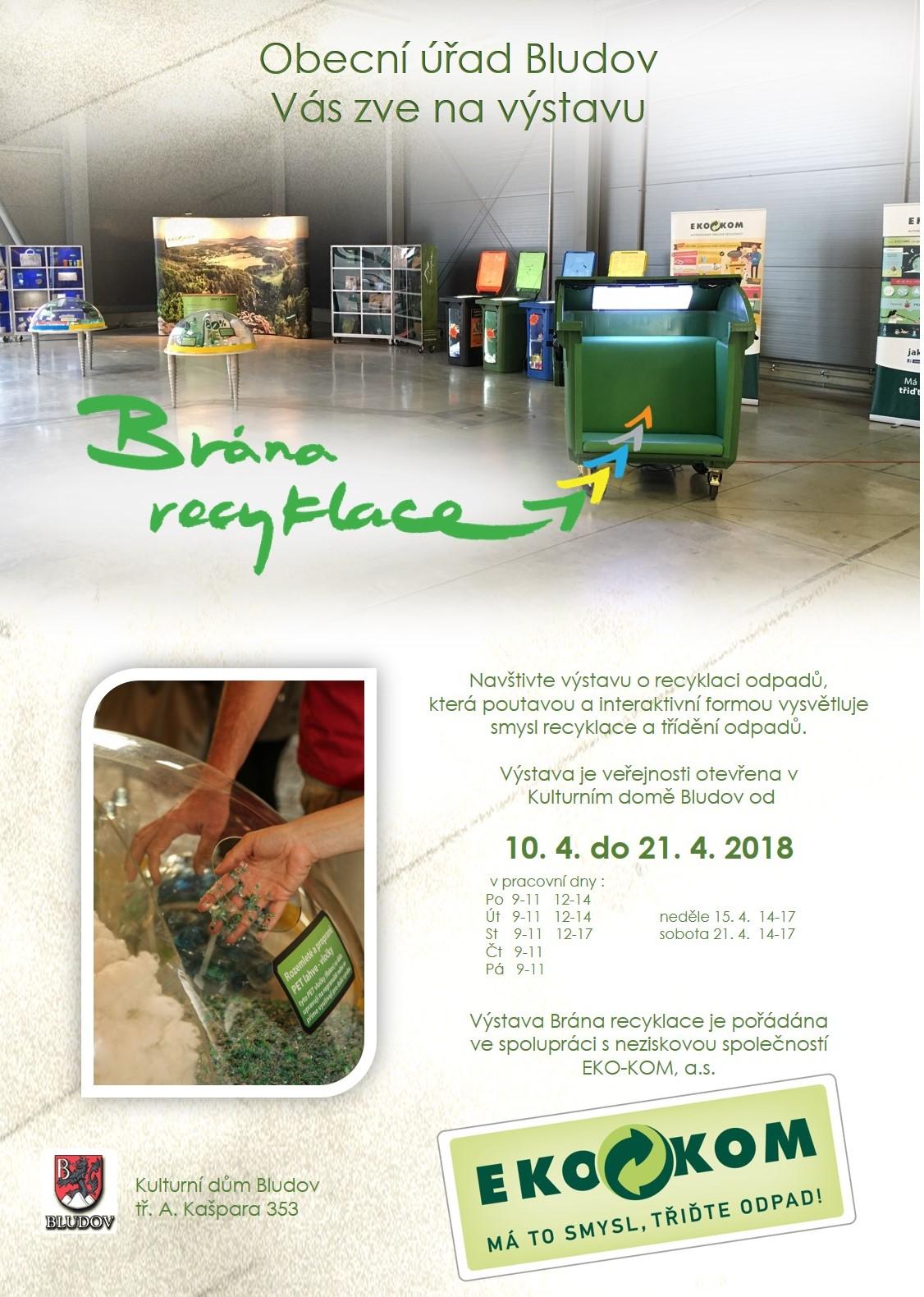 Brana recyklace