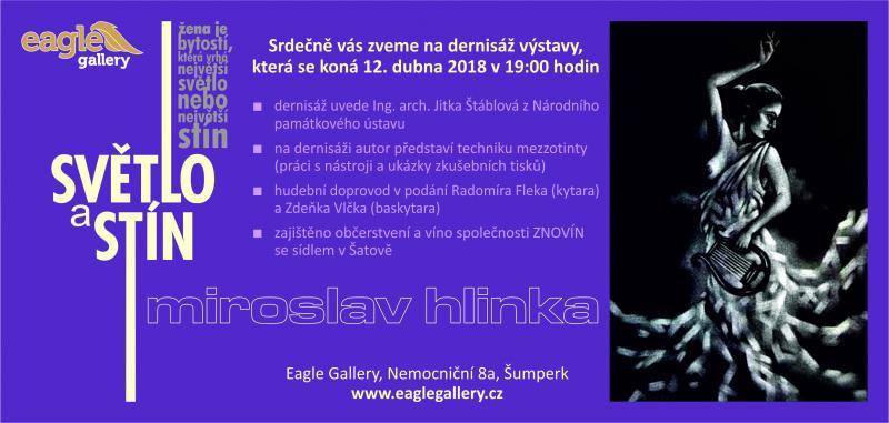 04 Miroslav Hlinka   pozvánka   dernisáž