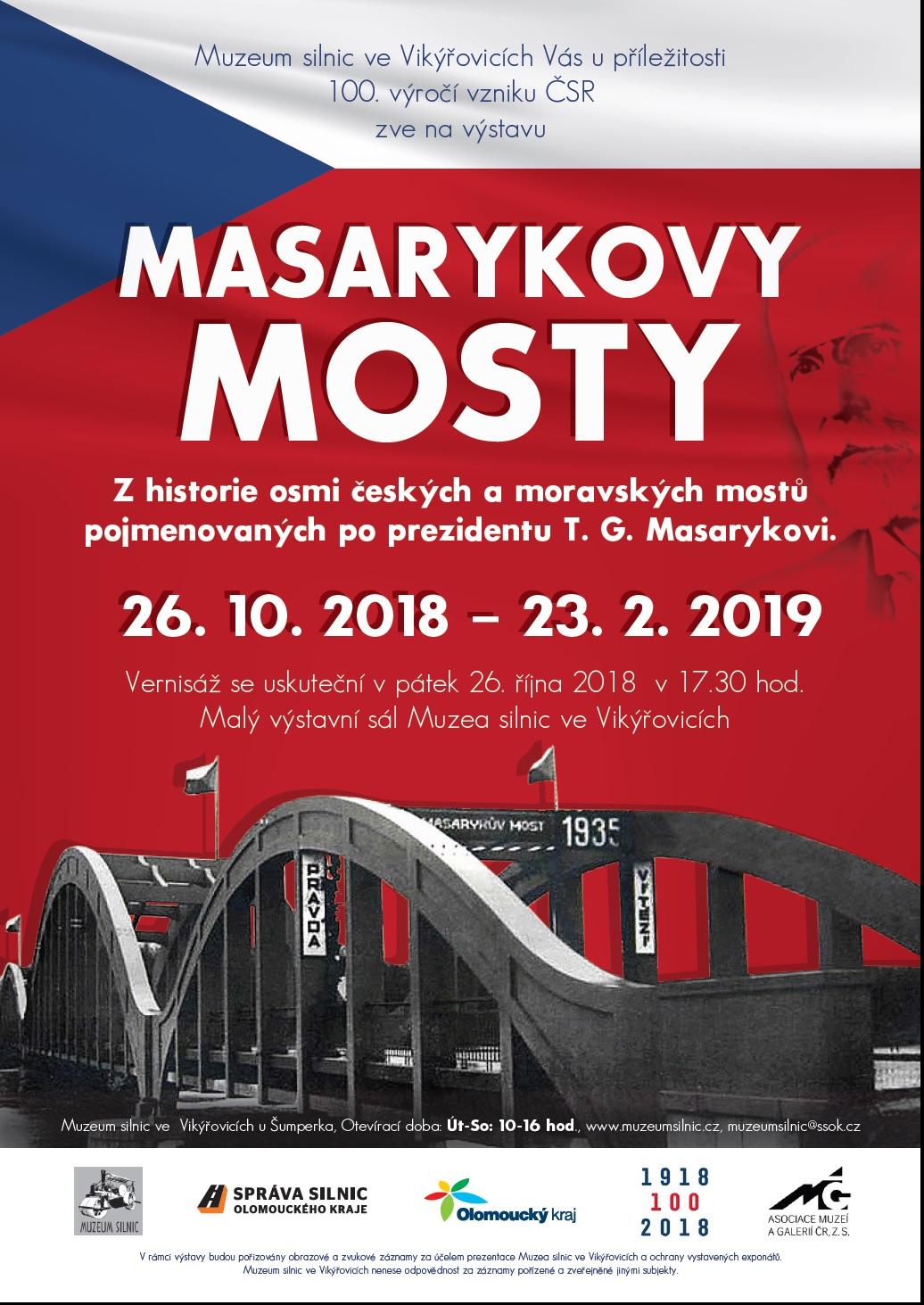 Masarykovy mosty