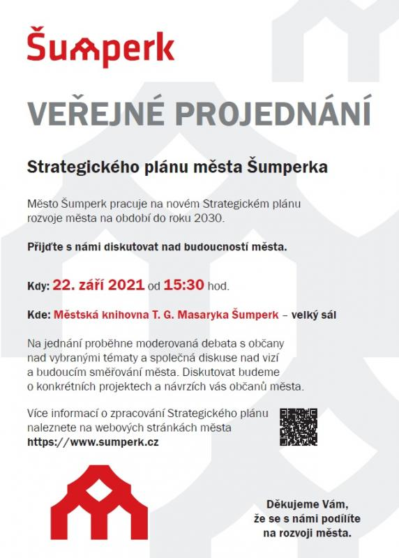 Strategický plán pozvánka