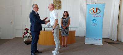 22 Sportovec roku, vyhlášení ankety čestné uznán šachistovi Vítu Václavu Valentovi za reprezentaci
