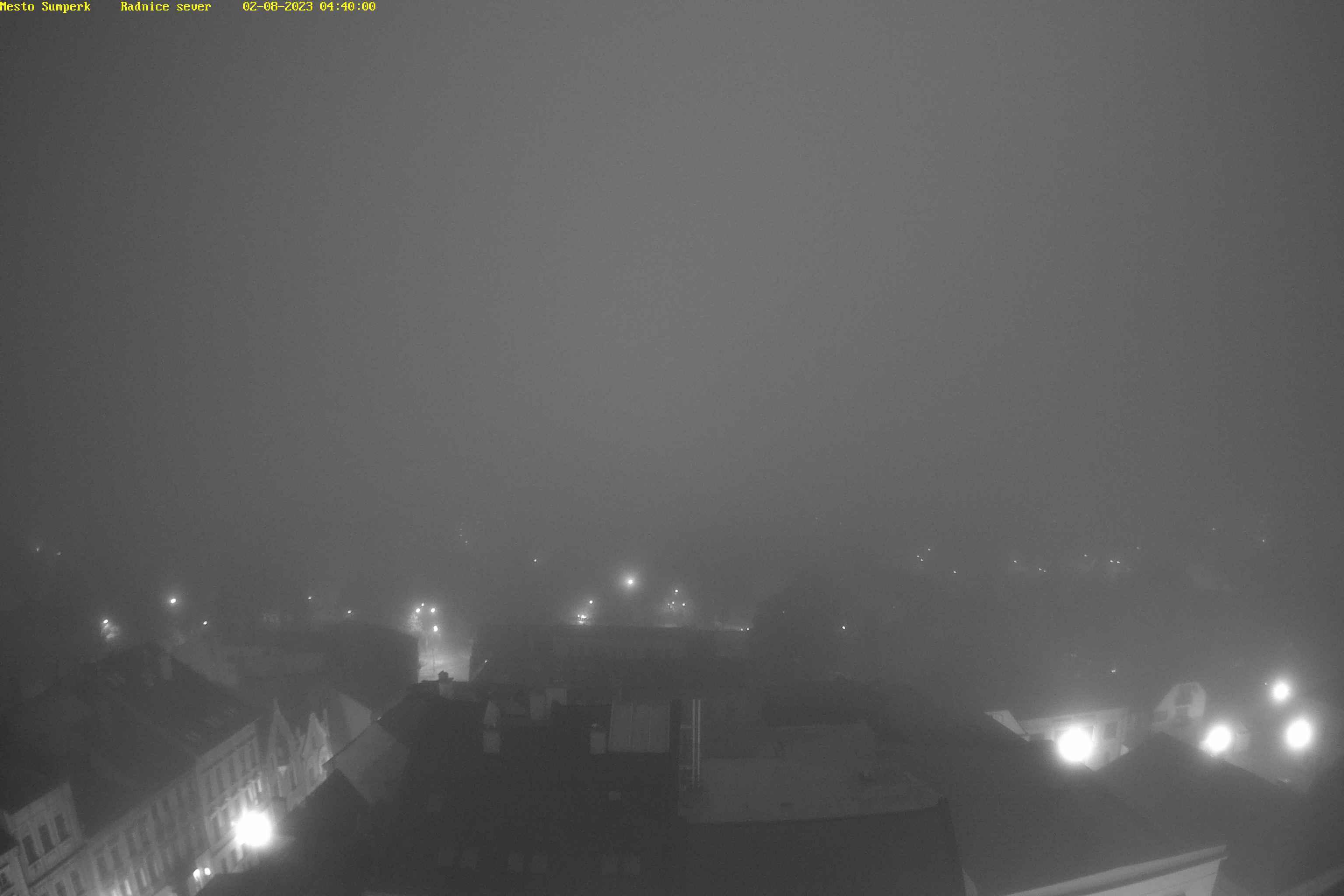 Webcam - Šumperk
